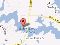 Black Bayou Reservoir Louisiana