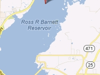 Ross Barnett Reservoir Mississippi